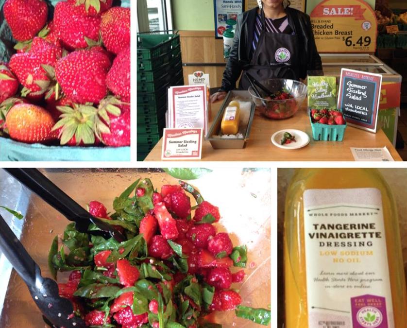 Dzen Farms Strawberries Making Their Way Through New England!